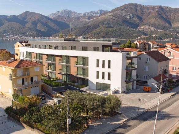 Apartments in Tivat No. 1854