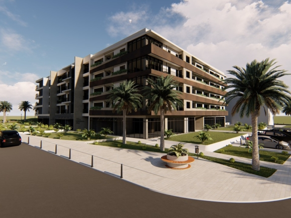 Apartments in Tivat No. 1809