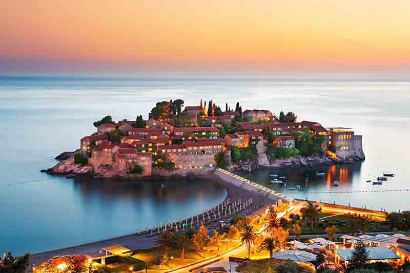 Tourism recovery in Montenegro will take up to five years